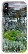 Dinosaur Trees IPhone Case
