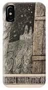 Dionisius IPhone Case
