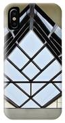 Directional Symmetry IPhone Case