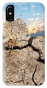 Dirt And Sky IPhone Case