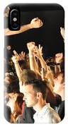 Disciple-kevin-8779 IPhone Case