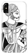 Discovery Of Rose Oil 1582 IPhone Case