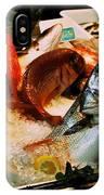 Display Fish IPhone Case