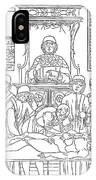 Dissection Lesson, 1493 IPhone Case
