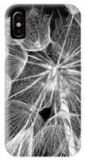 Ditch Lace Bw IPhone Case
