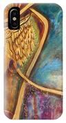 Divine Wisdom IPhone Case