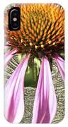 Divinity Gold - Echinacea IPhone Case