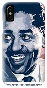 Dizzy Gillespie Portrait IPhone Case