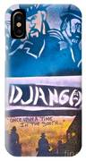 Django Once Upon A Time IPhone Case