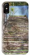 Dock In The Glades IPhone Case