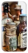 Doctor The Mercurochrome Bottle IPhone Case