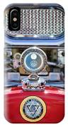 Dodge Brothers - Boyce Motometer IPhone Case