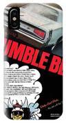 Dodge Coronet Super Bee - Rumble Bee IPhone Case