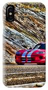 Dodge Viper  V1 IPhone Case