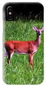 Doe A Deer IPhone Case