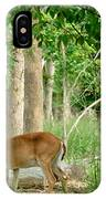 Doe Watching IPhone Case