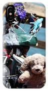 Dog Bike IPhone Case
