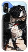 Dog Days Of Summer IPhone Case