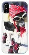 Dog Daze 8 IPhone Case