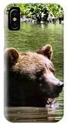Doggy Paddle IPhone Case