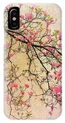 Dogwood Canvas 3 IPhone Case