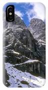 Dolomite Twin Peaks IPhone Case