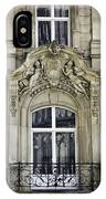 Dom Hotel Balcony Window Cologne Germany IPhone Case