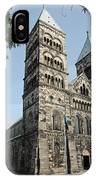 Domkyrkan Lund Se A 03 IPhone Case