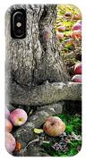 Don't Sit Under The Apple Tree With Anyone Else But Me IPhone Case