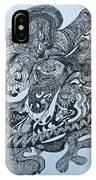 Doodle - 01 IPhone Case