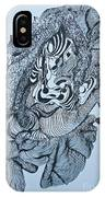 Doodle - 04 IPhone Case