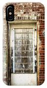 Door 423 IPhone Case