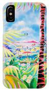 Door To The Paradise IPhone Case