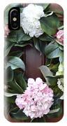 Door Wreath IPhone Case