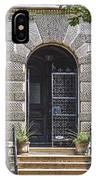 Doors Of Albany 3 IPhone Case