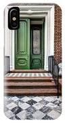 Doors Of Historic Charleston IPhone Case