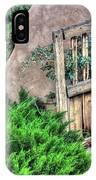 Door, Santuario De Chimayo IPhone Case