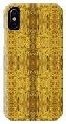 Doors Zanzibar Saffron IPhone Case