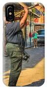 Doreen Ketchens - Paint IPhone Case
