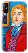 Dorian Gray IPhone Case