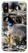 Double Banded Aleutian IPhone Case