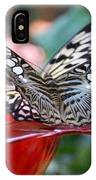 Double Butterfly IPhone Case