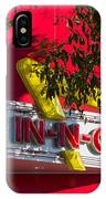 Double Double With Cheese Animal Style Yum IPhone Case