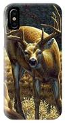Whitetail Buck - Double Take IPhone X Case