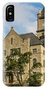 Douglas County Courthouse 2 IPhone Case