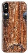 Dour Door Denizen IPhone Case
