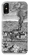Dover, New Jersey, 1844 IPhone Case