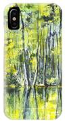 Down On The Bayou IPhone Case