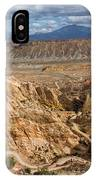 Down The Burr Trail IPhone Case