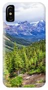 Down The Hill IPhone Case